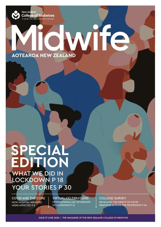 Cover Midwife Issue 97