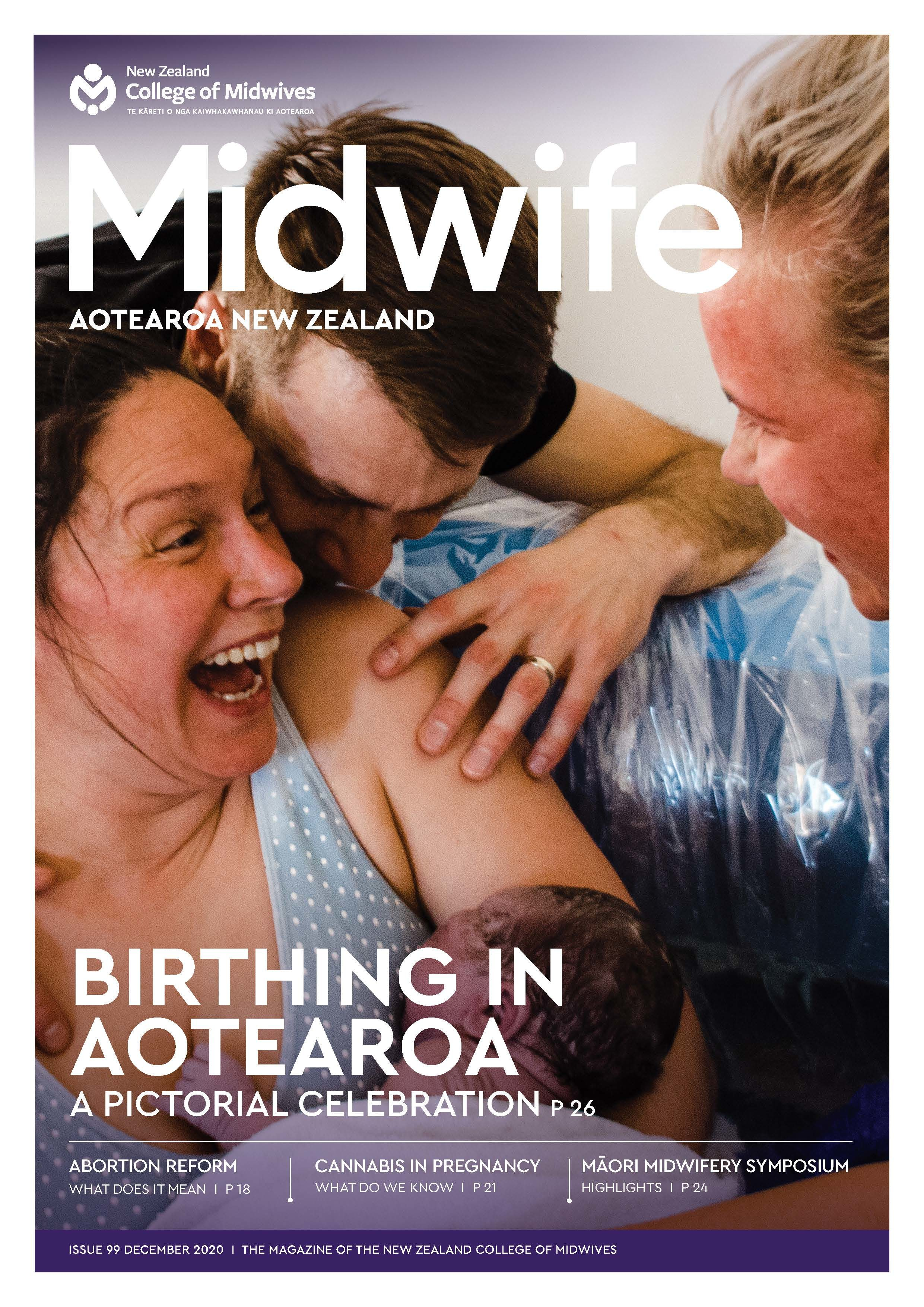 Midwife_Issue 99_Cover
