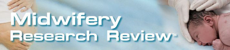 Midwifery Research Review banner