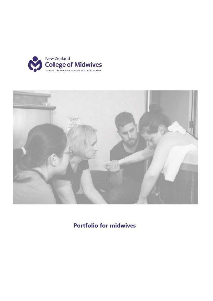 Portfolio For Midwives