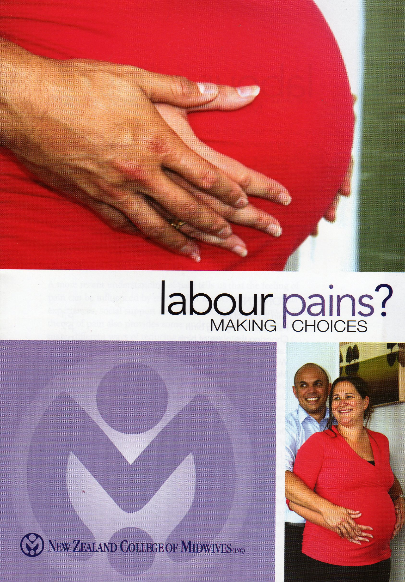 Labour Pains – Making Choices