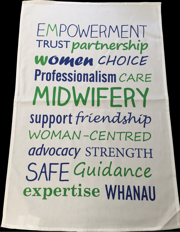 Midwifery empowerment T Towel