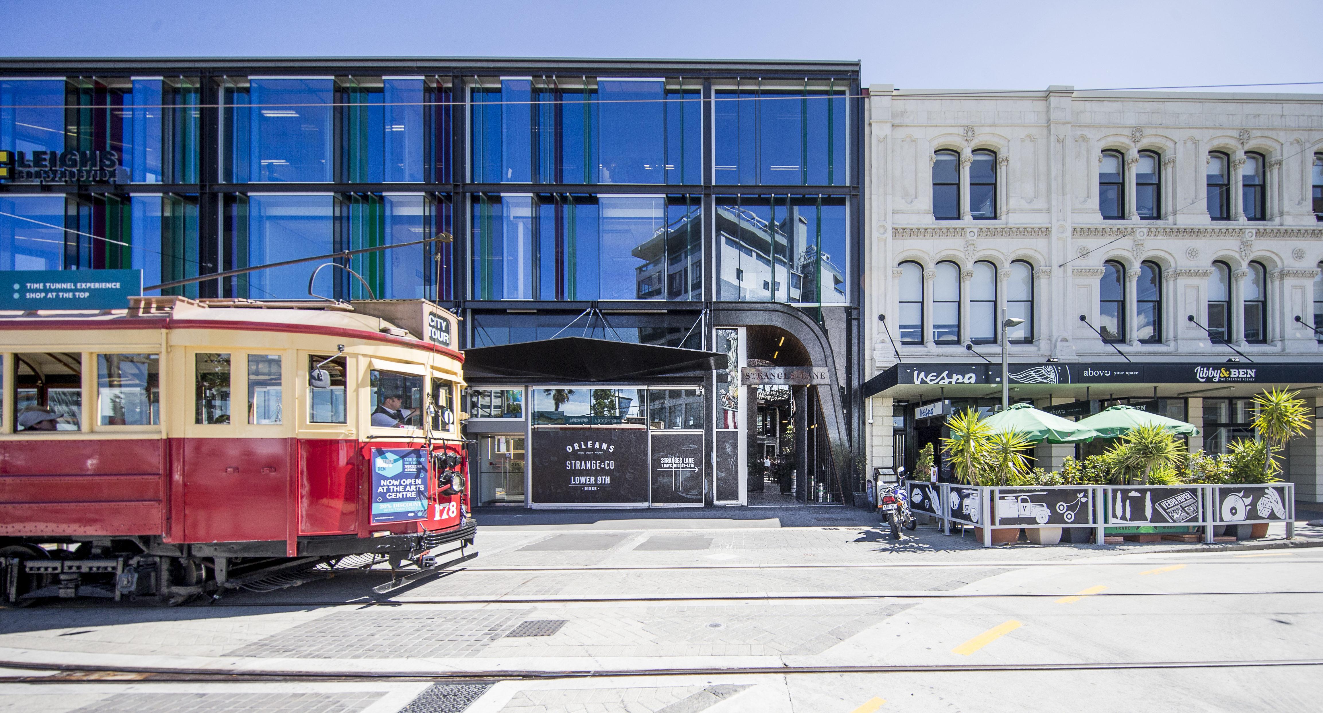 Christchurch City Images