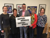 Advisors meet with Labour MP