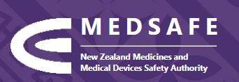 Medsafe logo
