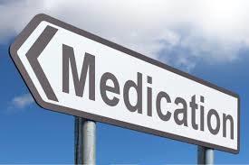 Medication sign