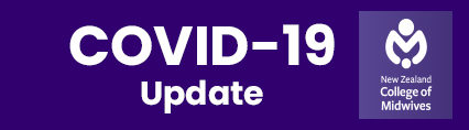 Covid-19 update banner