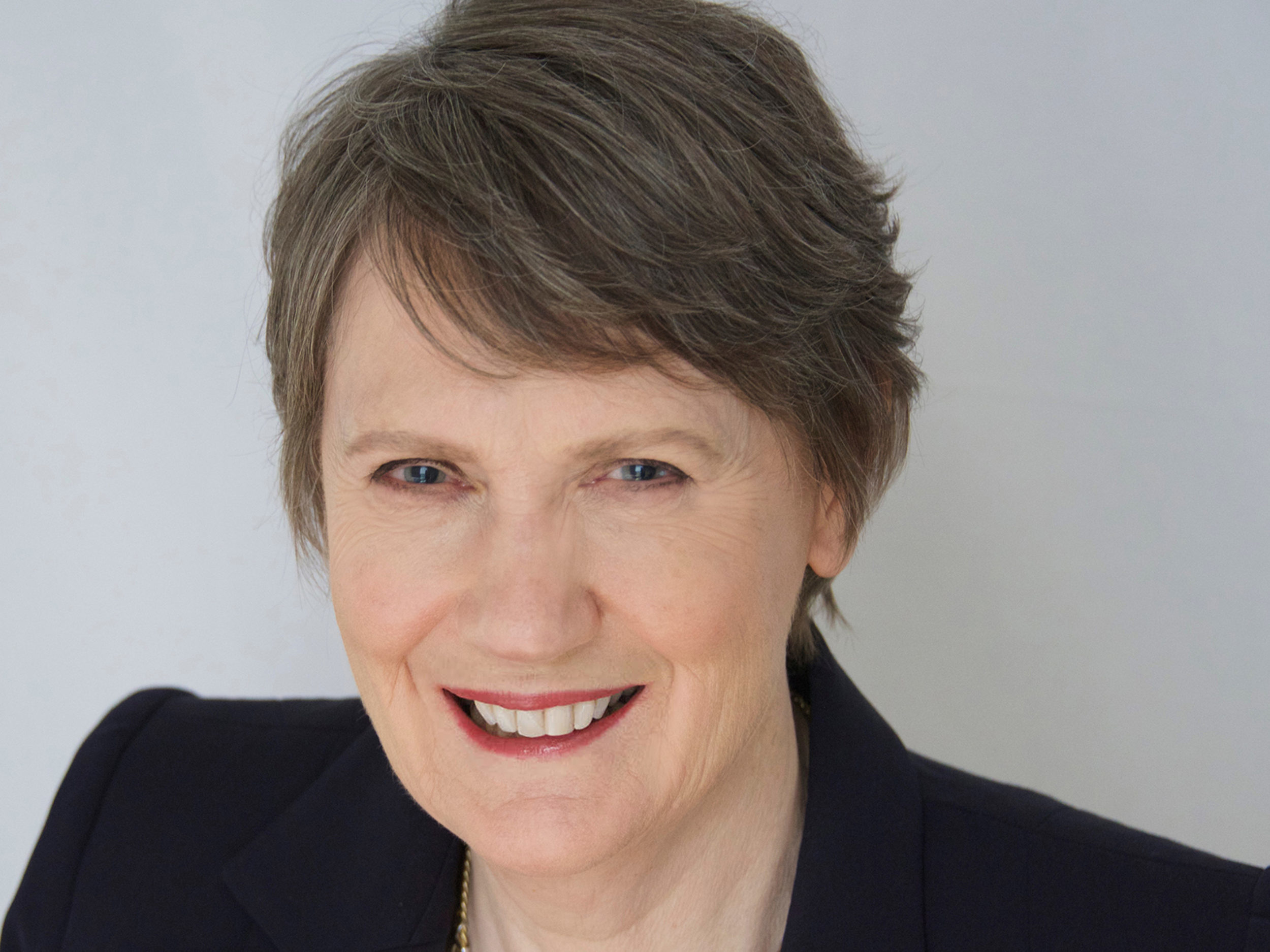 Helen Clark press photo – high res