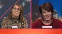 CE Alison Eddy talks to Breakfast host Jenny-May
